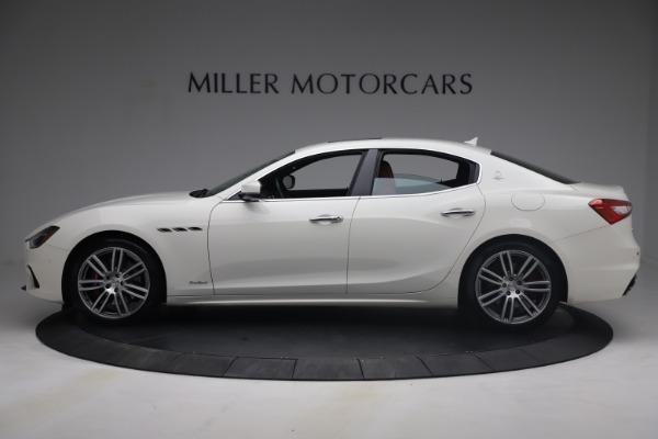 Used 2018 Maserati Ghibli S Q4 GranSport for sale Call for price at Alfa Romeo of Westport in Westport CT 06880 3
