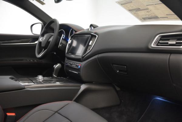 New 2018 Maserati Ghibli S Q4 GranSport for sale Sold at Alfa Romeo of Westport in Westport CT 06880 21