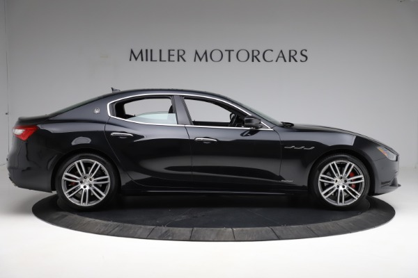 New 2018 Maserati Ghibli S Q4 Gransport for sale Sold at Alfa Romeo of Westport in Westport CT 06880 10
