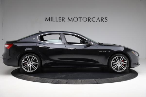 Used 2018 Maserati Ghibli S Q4 Gransport for sale $55,900 at Alfa Romeo of Westport in Westport CT 06880 10