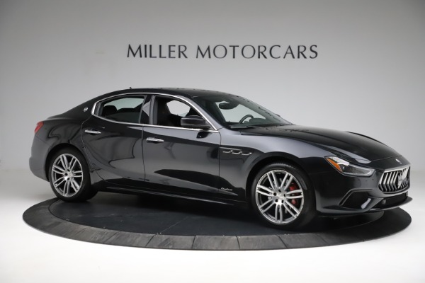 New 2018 Maserati Ghibli S Q4 Gransport for sale Sold at Alfa Romeo of Westport in Westport CT 06880 11