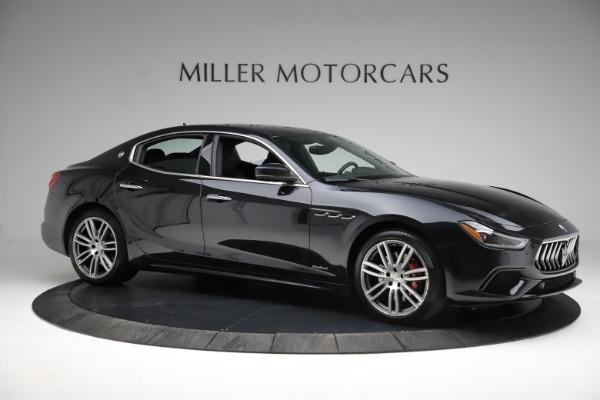 Used 2018 Maserati Ghibli S Q4 Gransport for sale $55,900 at Alfa Romeo of Westport in Westport CT 06880 11