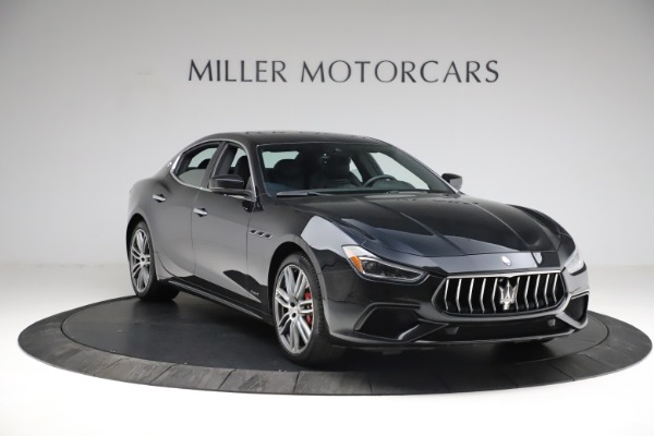 New 2018 Maserati Ghibli S Q4 Gransport for sale Sold at Alfa Romeo of Westport in Westport CT 06880 12