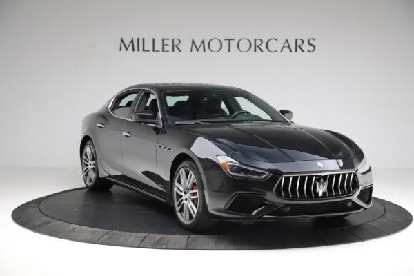 Used 2018 Maserati Ghibli S Q4 Gransport for sale $55,900 at Alfa Romeo of Westport in Westport CT 06880 12