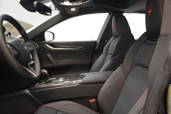 Used 2018 Maserati Ghibli S Q4 Gransport for sale $55,900 at Alfa Romeo of Westport in Westport CT 06880 15