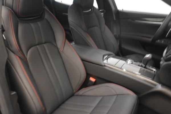 Used 2018 Maserati Ghibli S Q4 Gransport for sale $55,900 at Alfa Romeo of Westport in Westport CT 06880 22