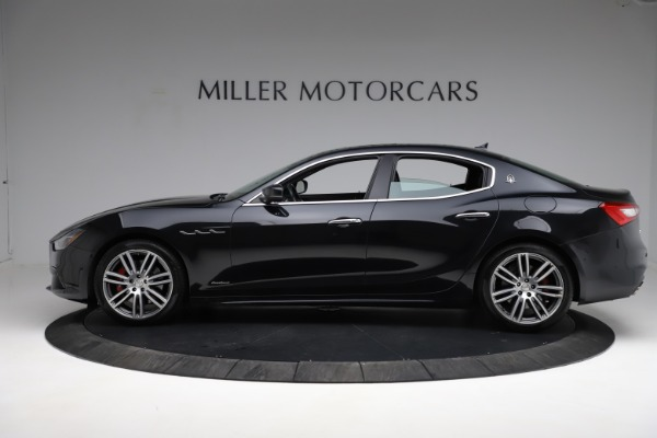 New 2018 Maserati Ghibli S Q4 Gransport for sale Sold at Alfa Romeo of Westport in Westport CT 06880 3