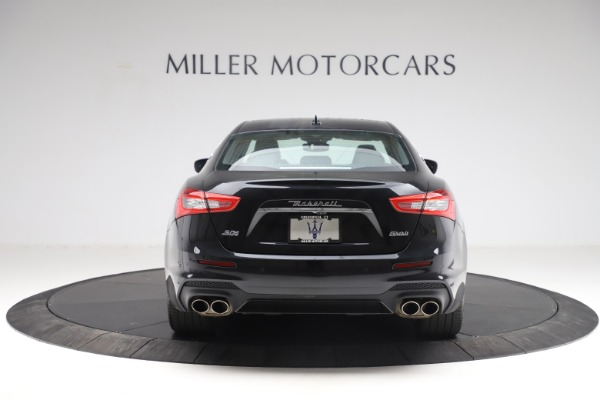 New 2018 Maserati Ghibli S Q4 Gransport for sale Sold at Alfa Romeo of Westport in Westport CT 06880 7