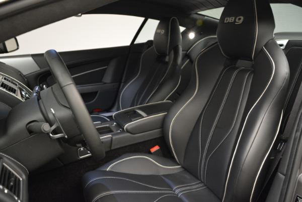 Used 2015 Aston Martin DB9 for sale Sold at Alfa Romeo of Westport in Westport CT 06880 16