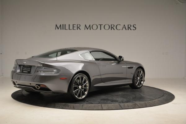 Used 2015 Aston Martin DB9 for sale Sold at Alfa Romeo of Westport in Westport CT 06880 8