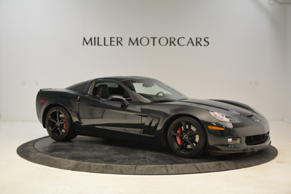 Used 2012 Chevrolet Corvette Z16 Grand Sport for sale Sold at Alfa Romeo of Westport in Westport CT 06880 10