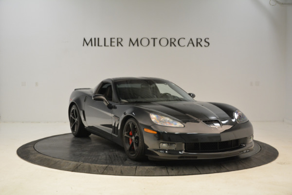 Used 2012 Chevrolet Corvette Z16 Grand Sport for sale Sold at Alfa Romeo of Westport in Westport CT 06880 11