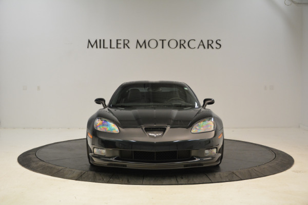 Used 2012 Chevrolet Corvette Z16 Grand Sport for sale Sold at Alfa Romeo of Westport in Westport CT 06880 12