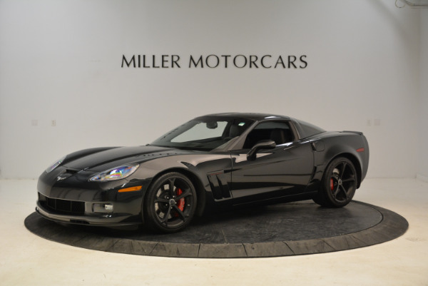 Used 2012 Chevrolet Corvette Z16 Grand Sport for sale Sold at Alfa Romeo of Westport in Westport CT 06880 2