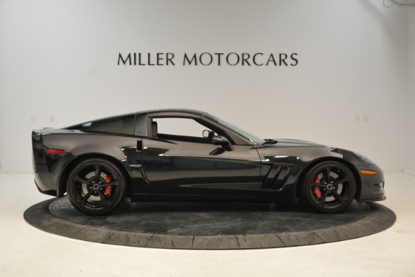 Used 2012 Chevrolet Corvette Z16 Grand Sport for sale Sold at Alfa Romeo of Westport in Westport CT 06880 9