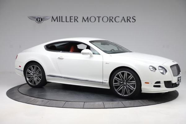 Used 2015 Bentley Continental GT Speed for sale $109,900 at Alfa Romeo of Westport in Westport CT 06880 10