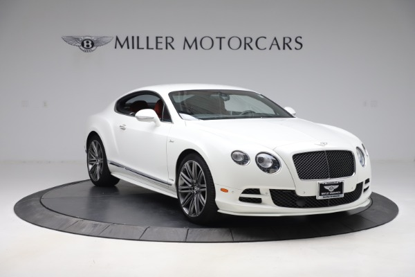 Used 2015 Bentley Continental GT Speed for sale $109,900 at Alfa Romeo of Westport in Westport CT 06880 11