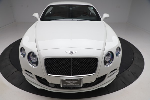 Used 2015 Bentley Continental GT Speed for sale $109,900 at Alfa Romeo of Westport in Westport CT 06880 13