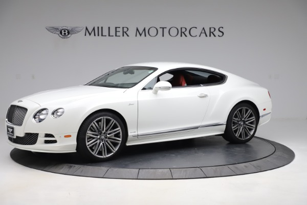 Used 2015 Bentley Continental GT Speed for sale $109,900 at Alfa Romeo of Westport in Westport CT 06880 2