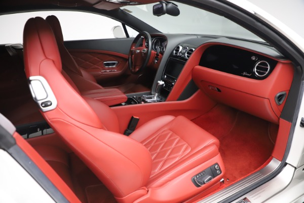 Used 2015 Bentley Continental GT Speed for sale $109,900 at Alfa Romeo of Westport in Westport CT 06880 21