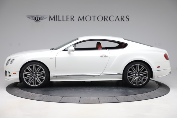 Used 2015 Bentley Continental GT Speed for sale $109,900 at Alfa Romeo of Westport in Westport CT 06880 3