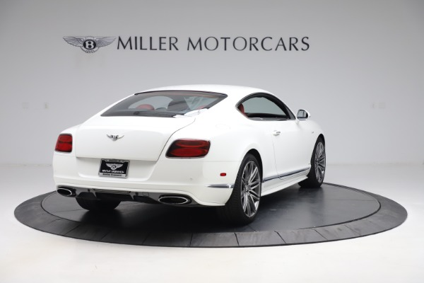 Used 2015 Bentley Continental GT Speed for sale $109,900 at Alfa Romeo of Westport in Westport CT 06880 7