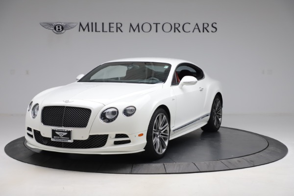 Used 2015 Bentley Continental GT Speed for sale $109,900 at Alfa Romeo of Westport in Westport CT 06880 1