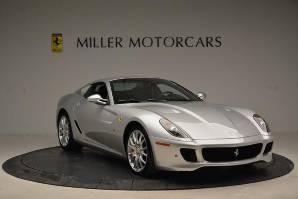Used 2010 Ferrari 599 GTB Fiorano for sale Sold at Alfa Romeo of Westport in Westport CT 06880 11