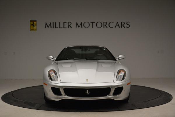 Used 2010 Ferrari 599 GTB Fiorano for sale Sold at Alfa Romeo of Westport in Westport CT 06880 12