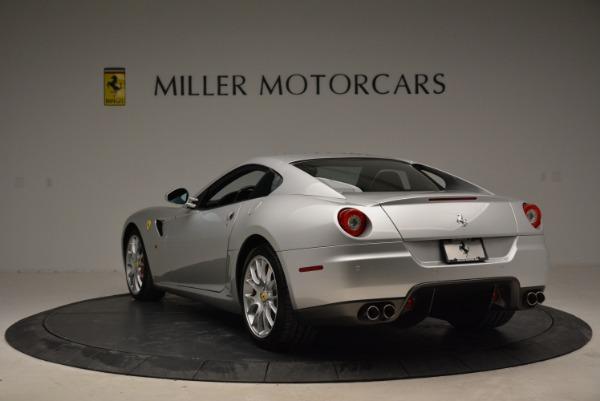 Used 2010 Ferrari 599 GTB Fiorano for sale Sold at Alfa Romeo of Westport in Westport CT 06880 5