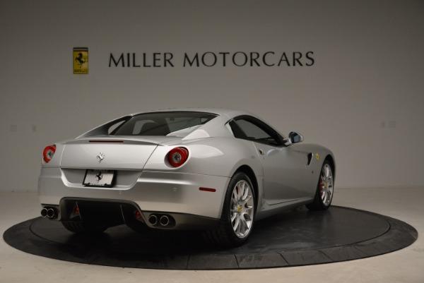 Used 2010 Ferrari 599 GTB Fiorano for sale Sold at Alfa Romeo of Westport in Westport CT 06880 7
