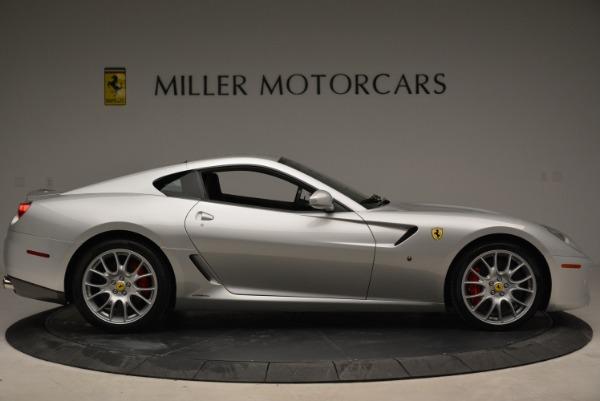 Used 2010 Ferrari 599 GTB Fiorano for sale Sold at Alfa Romeo of Westport in Westport CT 06880 9
