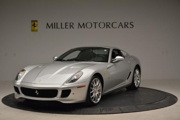 Used 2010 Ferrari 599 GTB Fiorano for sale Sold at Alfa Romeo of Westport in Westport CT 06880 1