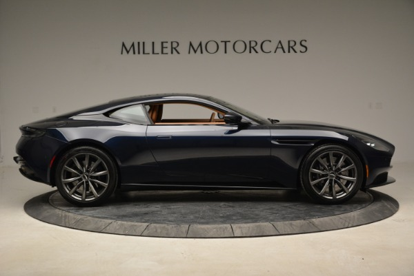 New 2018 Aston Martin DB11 V8 for sale Sold at Alfa Romeo of Westport in Westport CT 06880 9