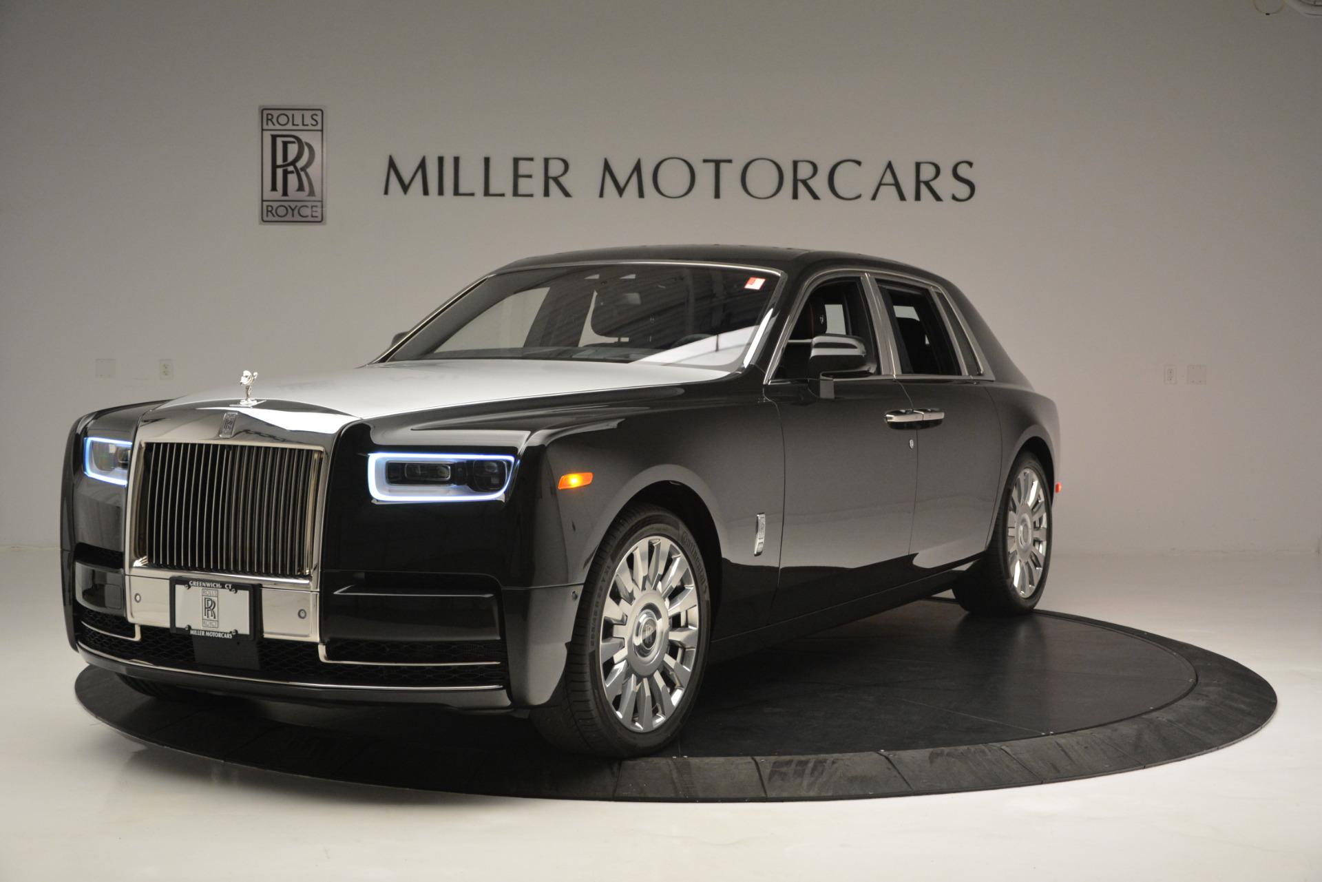 Used 2018 Rolls-Royce Phantom for sale Sold at Alfa Romeo of Westport in Westport CT 06880 1