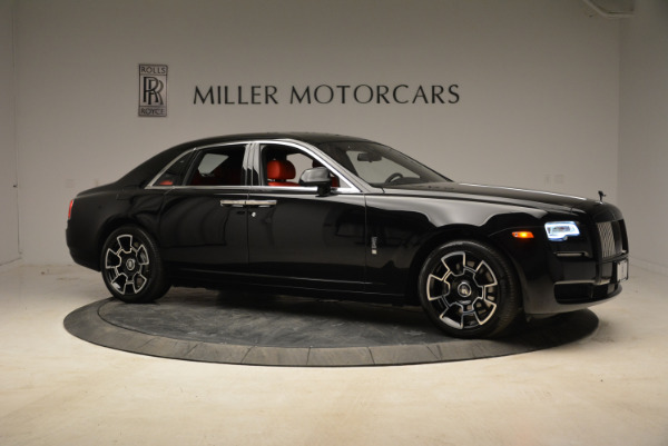 Used 2017 Rolls-Royce Ghost Black Badge for sale Sold at Alfa Romeo of Westport in Westport CT 06880 10
