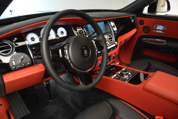 Used 2017 Rolls-Royce Ghost Black Badge for sale Sold at Alfa Romeo of Westport in Westport CT 06880 21