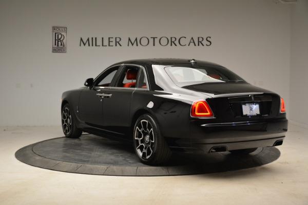 Used 2017 Rolls-Royce Ghost Black Badge for sale Sold at Alfa Romeo of Westport in Westport CT 06880 5