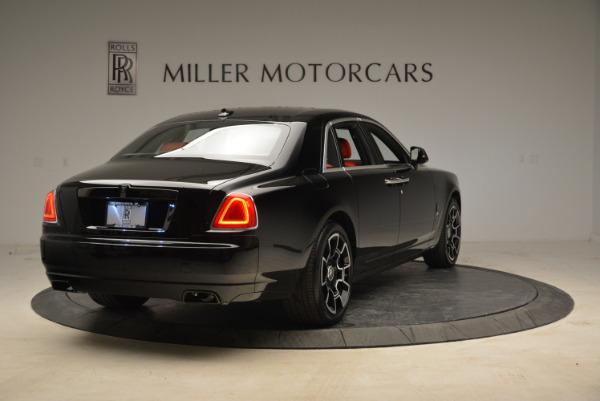 Used 2017 Rolls-Royce Ghost Black Badge for sale Sold at Alfa Romeo of Westport in Westport CT 06880 7