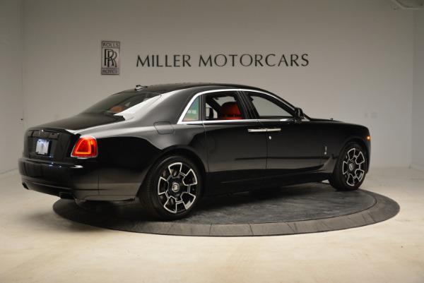Used 2017 Rolls-Royce Ghost Black Badge for sale Sold at Alfa Romeo of Westport in Westport CT 06880 8