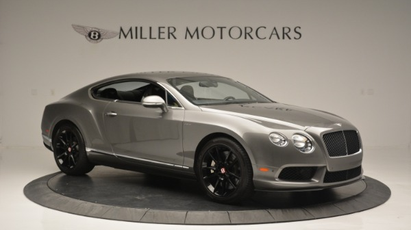 Used 2015 Bentley Continental GT V8 S for sale Sold at Alfa Romeo of Westport in Westport CT 06880 10