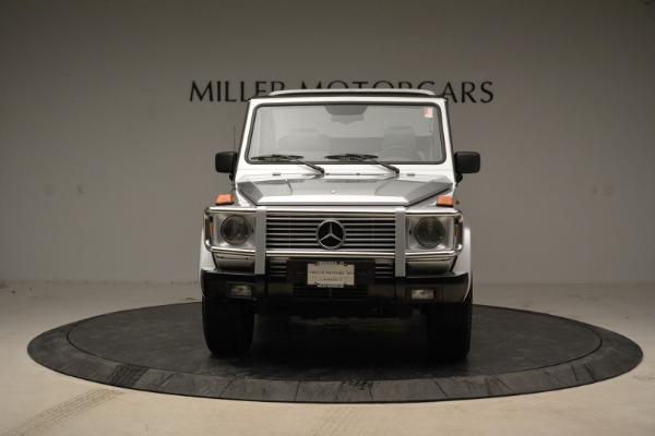 Used 1999 Mercedes Benz G500 Cabriolet for sale Sold at Alfa Romeo of Westport in Westport CT 06880 12