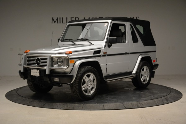 Used 1999 Mercedes Benz G500 Cabriolet for sale Sold at Alfa Romeo of Westport in Westport CT 06880 13