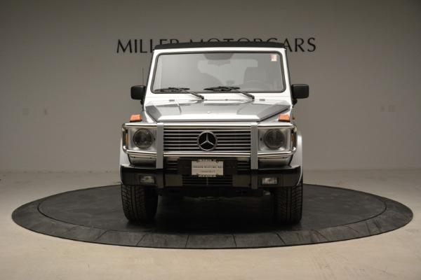 Used 1999 Mercedes Benz G500 Cabriolet for sale Sold at Alfa Romeo of Westport in Westport CT 06880 20