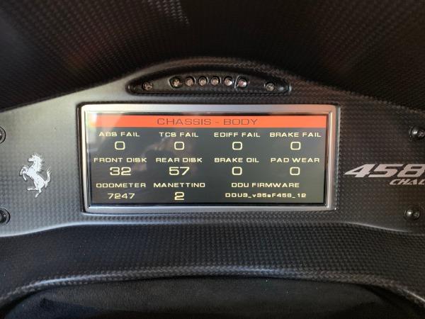 Used 2015 Ferrari 458 Challenge for sale $169,900 at Alfa Romeo of Westport in Westport CT 06880 20