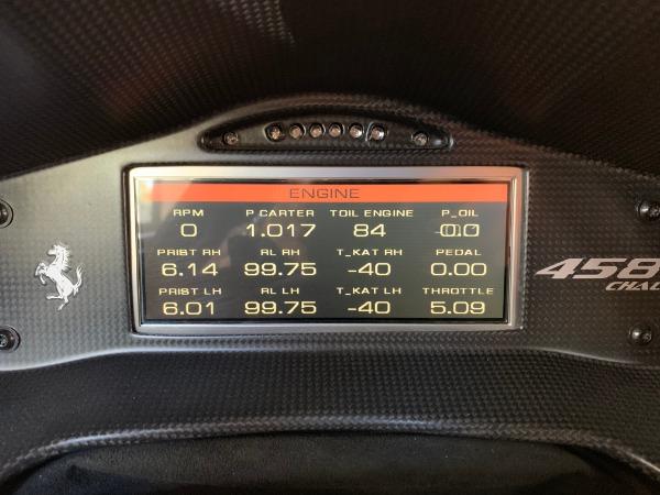 Used 2015 Ferrari 458 Challenge for sale $169,900 at Alfa Romeo of Westport in Westport CT 06880 22