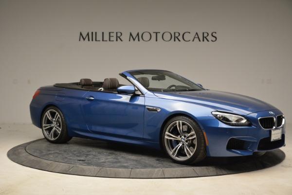Used 2013 BMW M6 Convertible for sale Sold at Alfa Romeo of Westport in Westport CT 06880 10