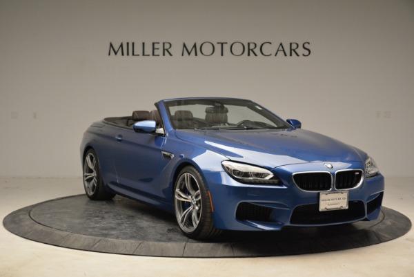 Used 2013 BMW M6 Convertible for sale Sold at Alfa Romeo of Westport in Westport CT 06880 11