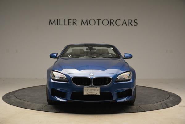 Used 2013 BMW M6 Convertible for sale Sold at Alfa Romeo of Westport in Westport CT 06880 12