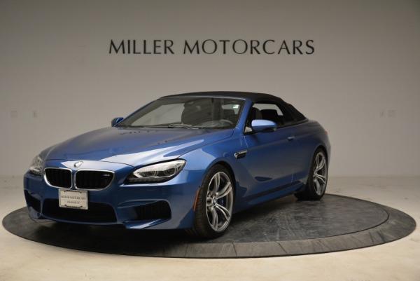 Used 2013 BMW M6 Convertible for sale Sold at Alfa Romeo of Westport in Westport CT 06880 13